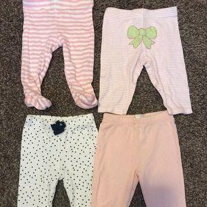 Other - Baby girl random pants